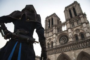assassins creed unity notre dame