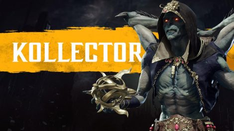 mortal kombat 11 kollector