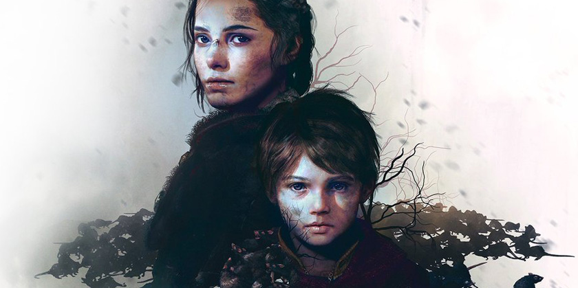 a plague tale innocence amicia hugo